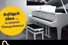 Renting out: Flügel in Rostock