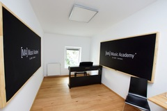 Renting out: Raum in der [MA] Music Academy Berlin City Nord mit E-Piano