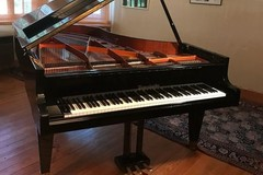 Auf Anfrage: Piano room in Nice (Bosendorfer 200)
